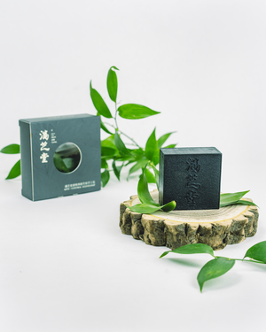 Бамбуковое мыло Манжитанг
